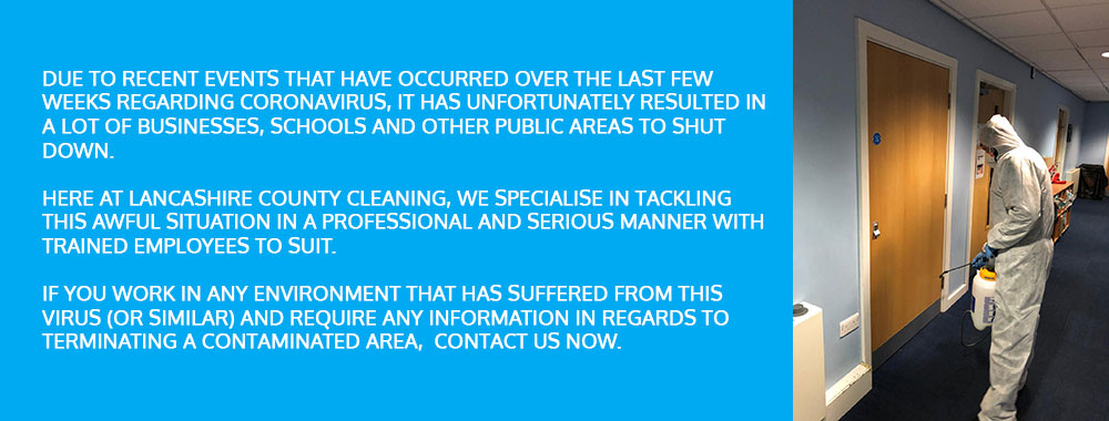 Lancashire County Cleaning
